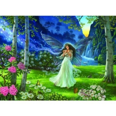 Cheap SunsOut Summer Melody 1500pc Jigsaw Puzzle by Ruth Sanderson (B0037UT6JG)