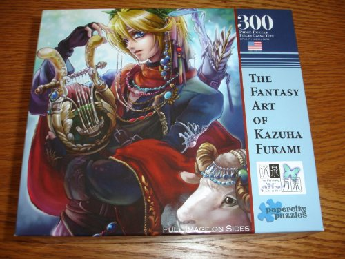 The Fantasy Art of Kazuha Fukami - 300pc