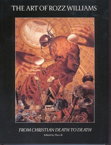 Rozz Williams Art Imag...