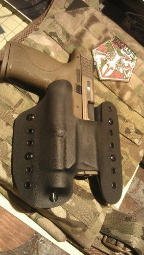 STG Custom Kydex - Phalanx (Left Handed)