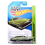 So Fine '14 Hot Wheels 184/250 (Green) Vehicle