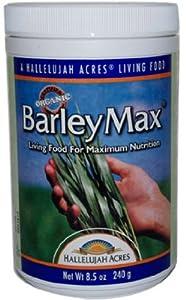BarleyMax (8.5 oz) Powder, Hallelujah Acres