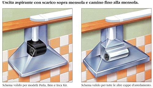 Faber accessori raccordo rrc - Tubi cappa cucina ...