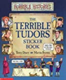 Terrible Tudors Sticker Book (Horrible Histories)