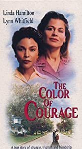 The Color of Courage [VHS]