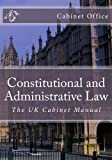 img - for Constitutional and Administrative Law: The UK Cabinet Manual book / textbook / text book