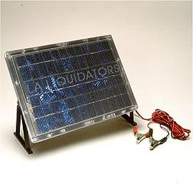 51WDbV2Wf6L. SL500 AA280  Solar Power Panel 12 Volt 4.5 Watt Car Boat RV Charger