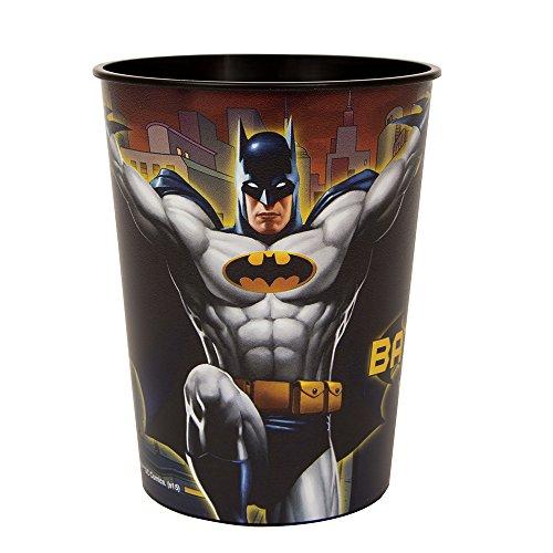 Package of 12 Batman Plastic Cups 16oz