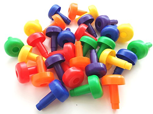 Baby Peg Toys : Pegs for peg board by skoolzy montessori occupational