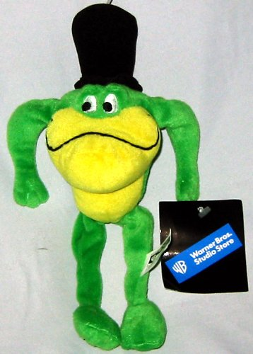 "Michigan Frog 11"" Bean Bag Plush"