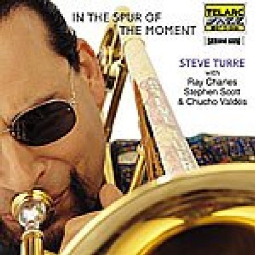 In the Spur of the Moment by Steve Turre,&#32;Ray Charles and Peter Washington