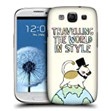 Head Case The Travelling Cat World Traveller Case For Samsung Galaxy S III I9300