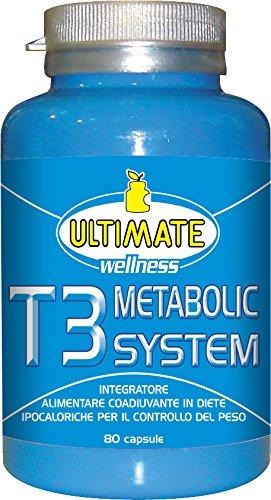 Ultimate Italia Regolatore di Metabolismo - 80 Compresse