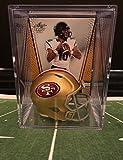 San Francisco 49ers NFL Helmet mini Shadowbox w/ Jimmy Garoppolo card