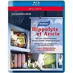 Rameau: Hippolyte et Aricie [Blu-ray]