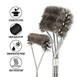 Grill Brush,Fivanus 16