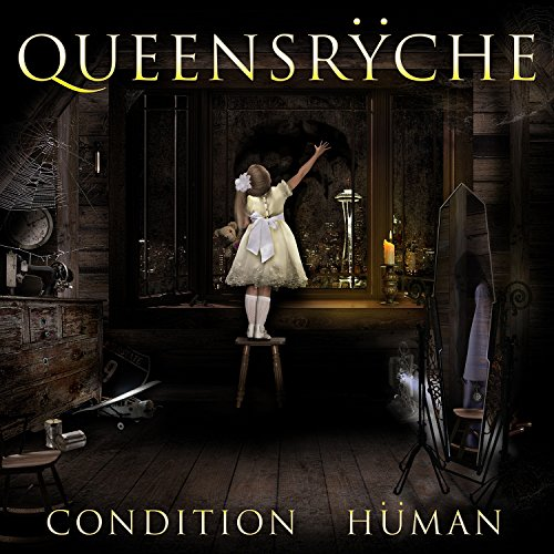 Original album cover of Condition Human by Queensryche