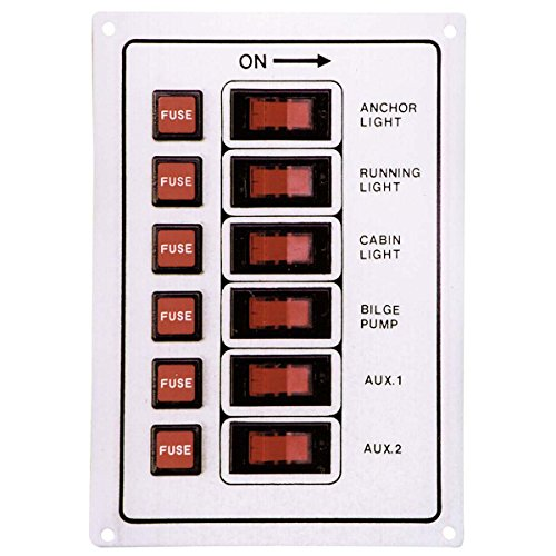 6-gang-silver-vertical-boat-switch-panel-fused-illuminated-switch
