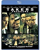 Takers Bilingual [Blu-ray]