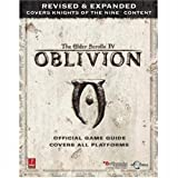 img - for Elder Scrolls IV: Oblivion Official Game Guide, Covers all Platforms, revised and expanded by Peter Olafson (2006) Paperback book / textbook / text book