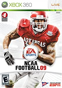 Amazon.com: NCAA Football 09: Xbox 360: Artist Not ... Video Games Xbox 360 Ncaa Football