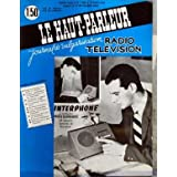 HAUT PARLEUR (LE) [No 1066] du 15/08/1963 - REDRESSEMENT H.T. PAR DIODE AU SILICIUM CORDON AMPLIFICATEUR A TRANSISTOR...