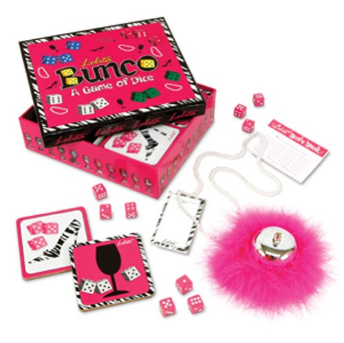 Cr Gibson Lolita Bunco Game