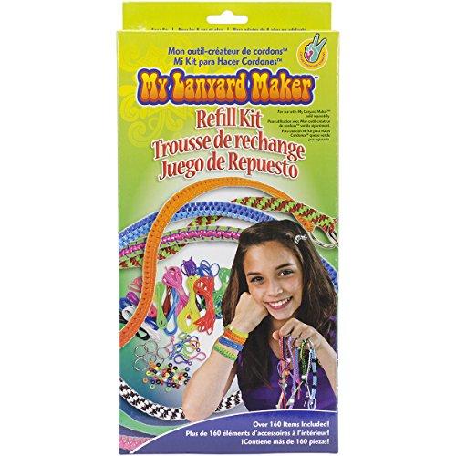 Choose Friendship My Lanyard Maker Refill Kit