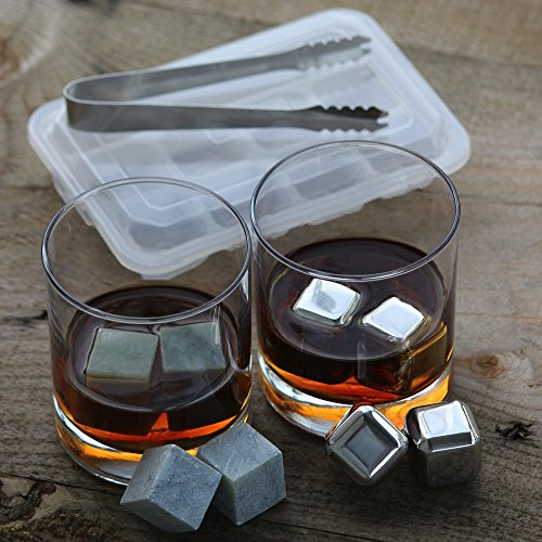 how to clean soapstone ice cubes