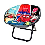 Disney Cars 2 Toddler Saucer Chair