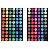 [Hot New Professional 120 Color Eyeshadow Palette] Sq Deal Vivid Bold And Ultra Natural Eye Sombras Palette Makeup Kit Make Up Set...13.59 (Ounce)