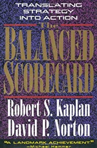 "Cover of ""The Balanced Scorecard: Transla..."