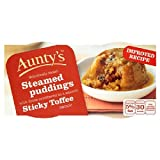 Aunty's Steamed Sticky Toffee Puddings 2 x 110g