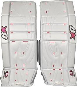 Brians Female Zero G Goalie Leg Pads [Ladies] by Brians