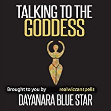Talking to the Goddess: J.D. Rockefeller's Book Club Audiobook by Dayanara Blue Star Narrated by Nova Quinn