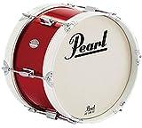 Pearl パール バスドラム MJ-214B  No.23 レッド ランキングお取り寄せ