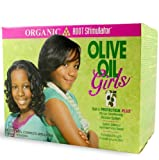ORGANIC ROOT STIMULATOR GIRLS OLIVE OIL HAIR RELAXER