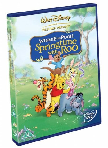 Winnie The Pooh - Springtime With Roo [DVD]