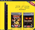 Playstation 2 - PS2 Konsole, black +...