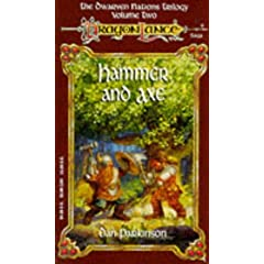 Hammer and Axe: Dwarven Nations Trilogy, Vol 2 (Dragonlance) by Dan Parkinson
