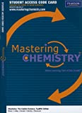 MasteringChemistry -- Standalone Access Card -- for Chemistry: The Central Science (MasteringChemistry (Access Codes))