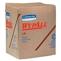 Kimberly-Clark Wypall L20 Wiper, 14-25/64\