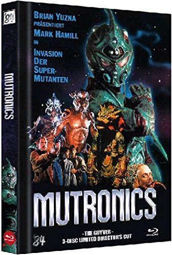 Mutronics [Blu-ray] [Director's Cut] [Limited Edition]