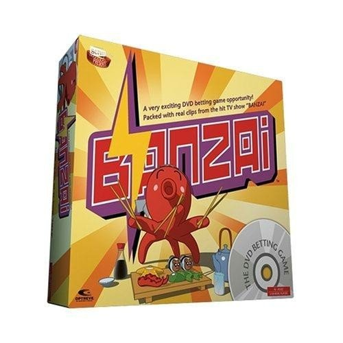 Screenlife 849 Banzai - DVD Betting Game - 1