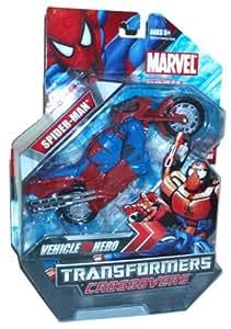 Marvel Transformers Crossovers - Spider-man