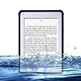 (Surprised) Kindle PaterWhite 6.0 Professional Waterproof Design Case for Kindle Paperwhite 6 2012/2013- Waterproof Dirtproof Snowproof Shockproof Hard Armor Defender Case Box Hard Tablet Shell for Amazon Kindle Paperwhite 6 (Does Not Fit Kindle or Kindle Touch) (2 White)