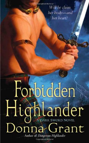 Image of Forbidden Highlander: A Dark Sword Novel