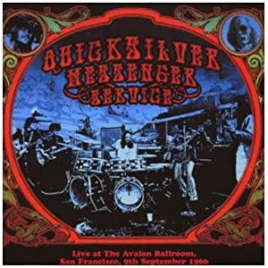 Live At The Avalon Ballroom, San Francisco - 9th September 1966