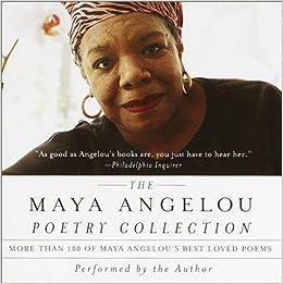 Amazon.com: Maya Angelou Poetry Collection (9780375420177): Maya