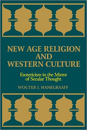 New Age Religion and Western Culture. Esotericism in the Mirror of Secular Thought. Author: Wouter J. Hanegraaff